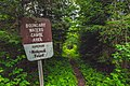 Boundary Waters Canoe Area - BWCA Sign and Portage Trail - Minnesota (36073219166).jpg