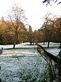 Bournemouth, snow in the Upper Gardens - geograph.org.uk - 1653482.jpg