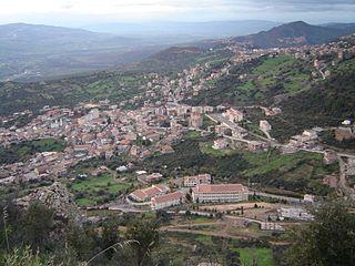 Bouzeguene Commune and town in Tizi Ouzou Province, Algeria