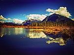 Bow River basin (Vermilion Lakes), Banff.jpg