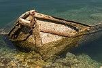 Bow shipwreck Nea Artaki Evia Greece.jpg