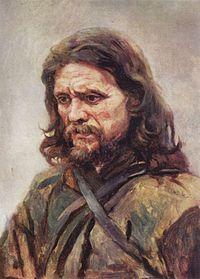 Boyaryna Morozova by V.Surikov - sketch 15.jpg