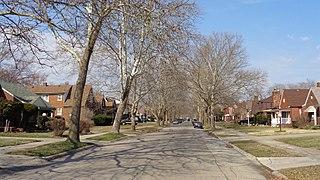 Boynton–Oakwood Heights (Detroit) Neighborhoods of Detroit in Wayne, Michigan
