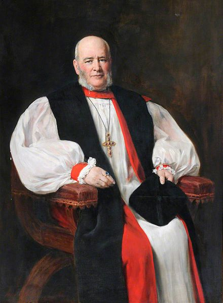 Watkin Williams by John Collier. Bp Watkin Williams.jpg