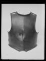 Bröstharnesk, 1600-talets mitt - Livrustkammaren - 10837.tif