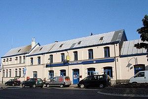 Braine-l'Alleud railway station - Image: Braine l'Alleud JPG02
