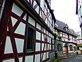 Braubach – Fachwerkhäuser in der Obermarktstraße - panoramio.jpg