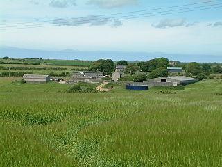 Brawdy Human settlement in Wales