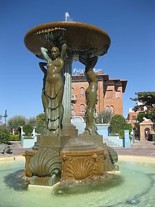 The Fountain of Sirens