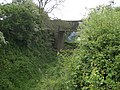 Bridge carrying Broad Lane over disused Midland and Great Northern Joint Railway - geograph.org.uk - 434939.jpg