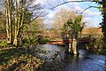 Bridge over the Ogwr - Pen-y-fai - geograph.org.uk - 1623519.jpg