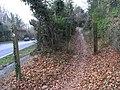 Bridleway to Leatherhead - geograph.org.uk - 1105739.jpg