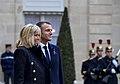 Brigitte Macron and Emmanuel Macron - November 2018 (1541931667).jpg