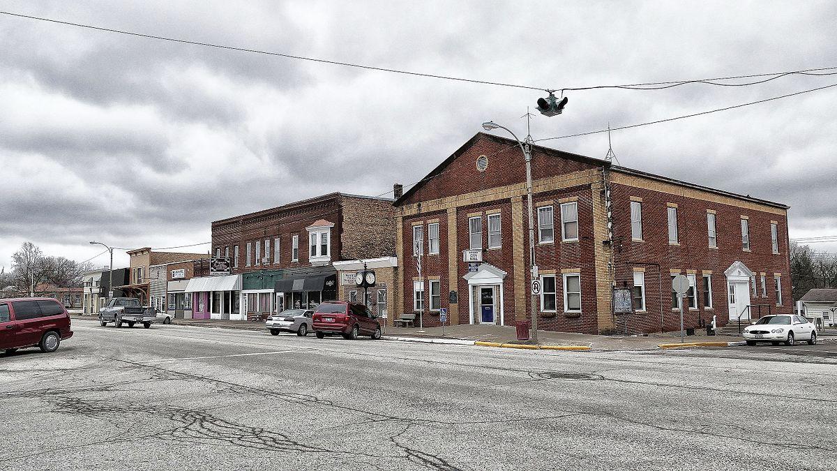 Illinois hancock county elvaston - Illinois Hancock County Elvaston 18