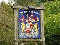 Brocket Arms sign, Ayot St Lawrence.jpg