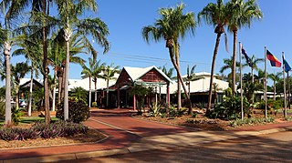 Shire of Broome Local government area in Western Australia