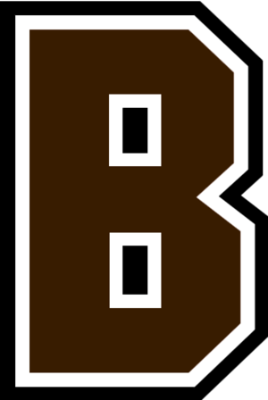 2017 Brown Bears football team - Image: Brown Bears wordmark