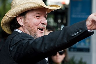 Bruce McDonald (director) - McDonald at the 2010 Toronto International Film Festival