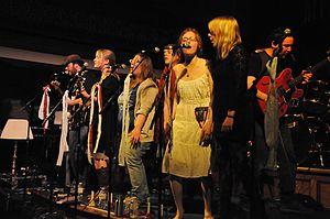 Bruce Peninsula (band) - Bruce Peninsula, April 2010