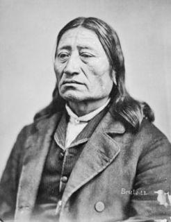 Iron Nation Lakota chief