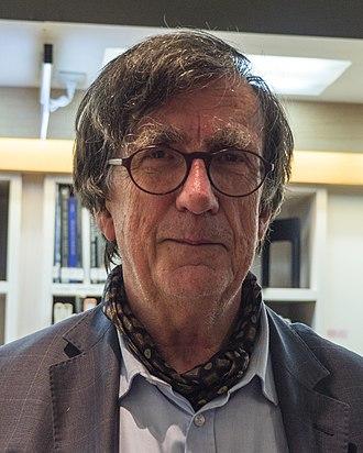 Bruno Latour - Bruno Latour, in 2017