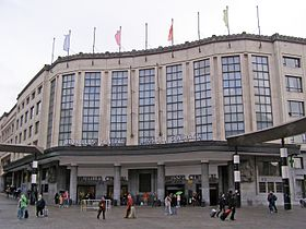 Image illustrative de l'article Gare de Bruxelles-Central