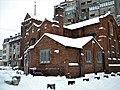 Bucuresti, Romania. BISERICA ANGLICANA (B-II-m-A-19833) (Zi de iarna desi e Martie).jpg