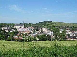 Budišov nad Budišovkou Town in Moravian-Silesian, Czech Republic