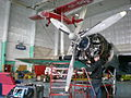 Buffalo Airways DC3 undergoing maintenance 02.jpg