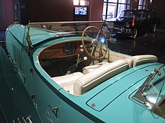 Bugatti Type 41 Royale Esders Roadster replica 01.jpg