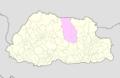 Bumthang Bhutan location map.png