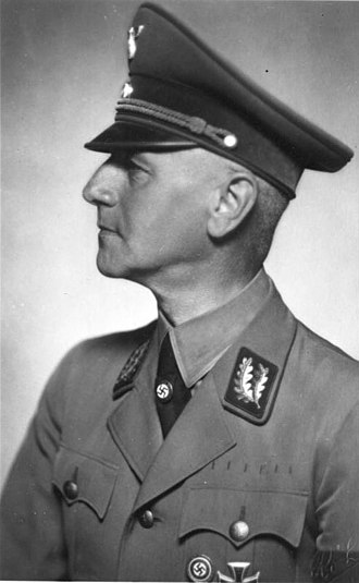 Gauleiter - Joachim Albrecht Eggeling was the Nazi Gauleiter of Saxony and Anhalt and the Oberpräsident of the province of Halle-Merseburg.