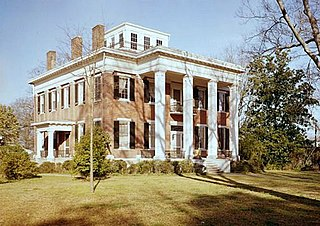 Charles McLaran House human settlement in Mississippi, United States of America
