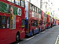 Buses on Oxford Street - geograph.org.uk - 1242051.jpg