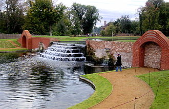 Bushy Park - Upper Lodge Water Gardens