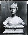 Bust of Adeline Pond Adams by Herbert Adams in 1889.jpg