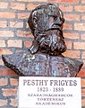 Bust of Frigyes Pesthy in the Szeged Pantheon.jpg
