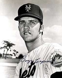 Buzz Capra American baseball player