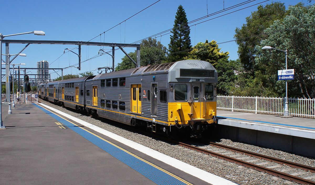 sydney trains - photo #17
