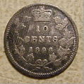 CANADA, VICTORIA 1898 -10 CENTS a - Flickr - woody1778a.jpg