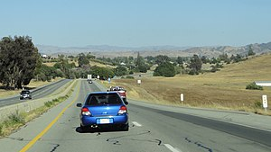 California State Route 156 - State Route 156 west of San Juan Bautista