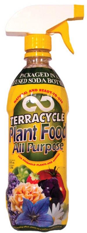 TerraCycle - TerraCycle plant food.