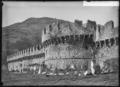 CH-NB - Bellinzona, Mura cittadine, vue partielle - Collection Max van Berchem - EAD-7108.tif