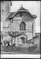 CH-NB - Lutry, Église, Façade, vue partielle - Collection Max van Berchem - EAD-9448.tif