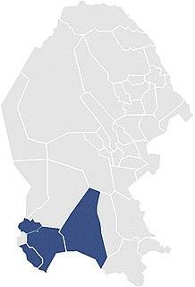 Fifth Federal Electoral District of Coahuila federal electoral district of Mexico