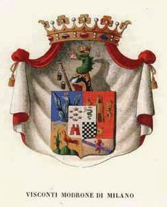 House of Visconti - Coat of arms