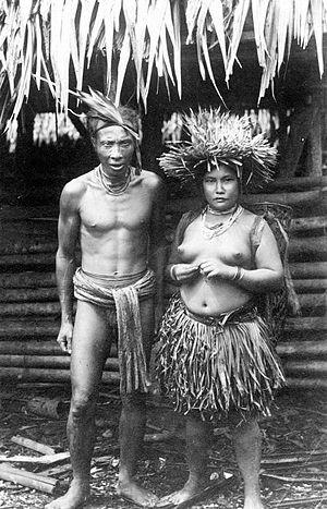 Mentawai Islands Regency - Mentawai islanders