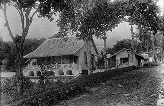 Prigen - Hotel in Prigen at the base of the Arjuno volcano