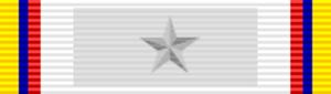 Order of Health Merit Jose Fernandez Madrid - Image: COL Comendador Orden del Mérito Sanitario José Fernández Madrid cinta