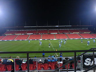 Penrith Stadium - Image: CUA Stadium